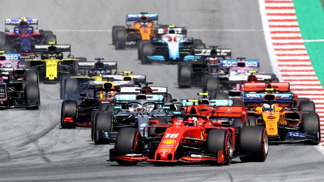 Formula 1 myWorld Austrian Grand Prix: Coverage presented by Mothers Polish