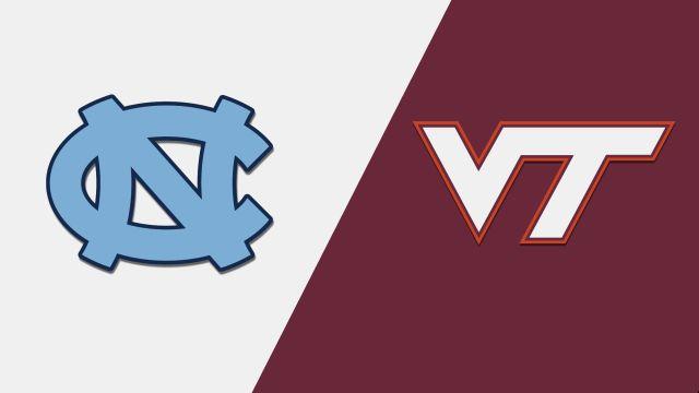 #13 North Carolina vs. Virginia Tech (Baseball)