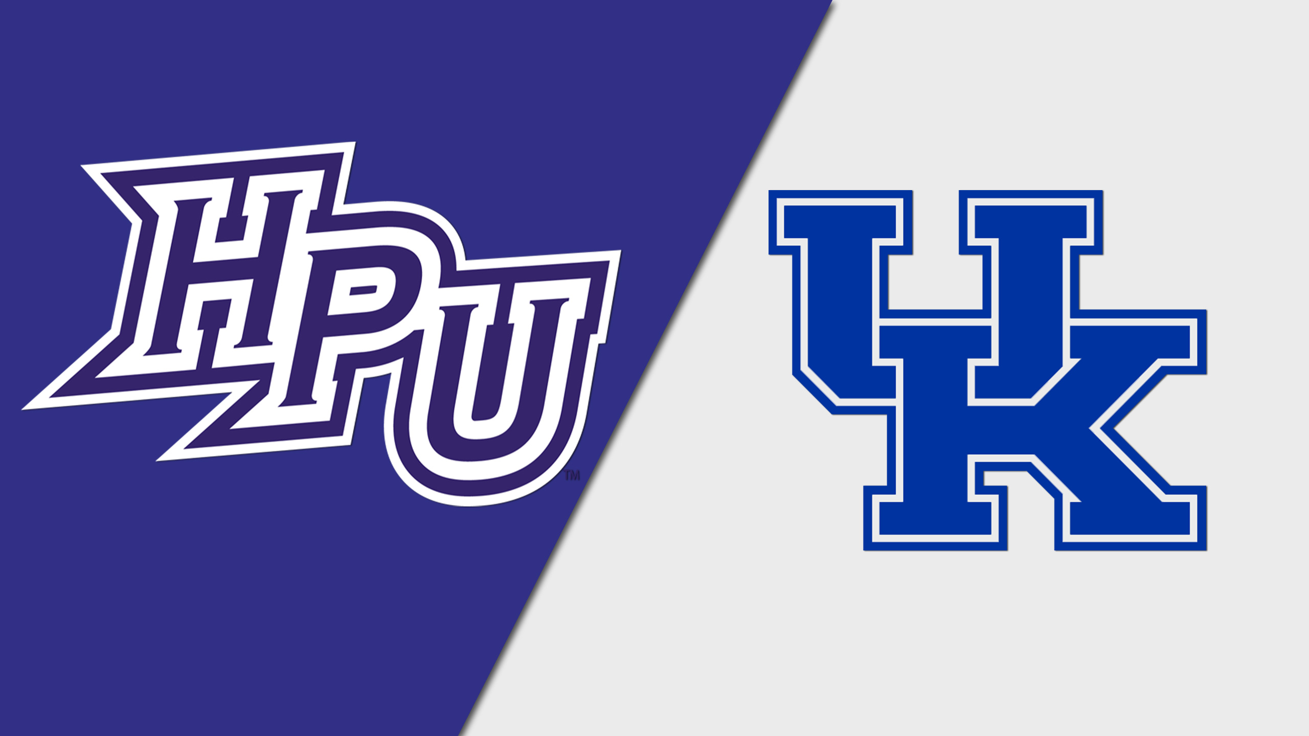 High Point vs. Kentucky (W Basketball)