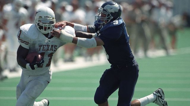 Texas Longhorns vs. Rice Owls (ESPN Classic Football)