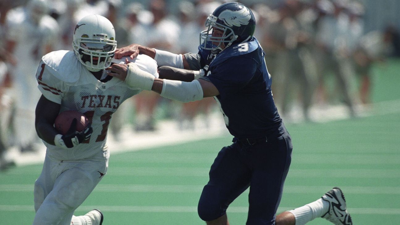 Texas Longhorns vs. Rice Owls - 9/27/1997 (re-air)