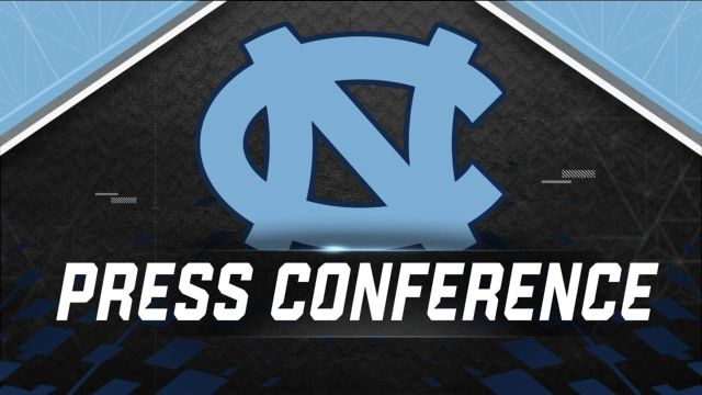 North Carolina Football Press Conference