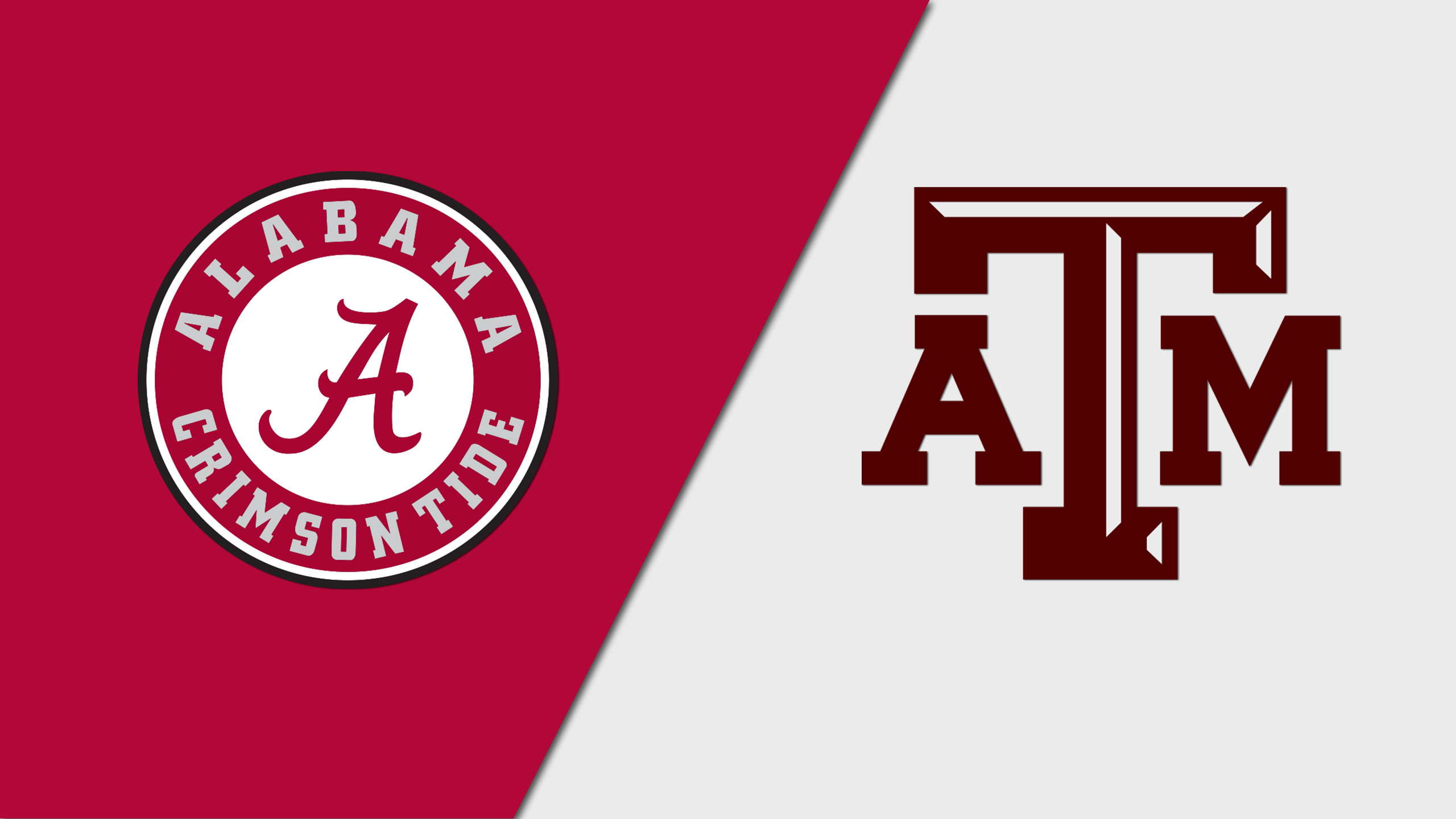 Alabama vs. Texas A&M (M Basketball) (re-air)
