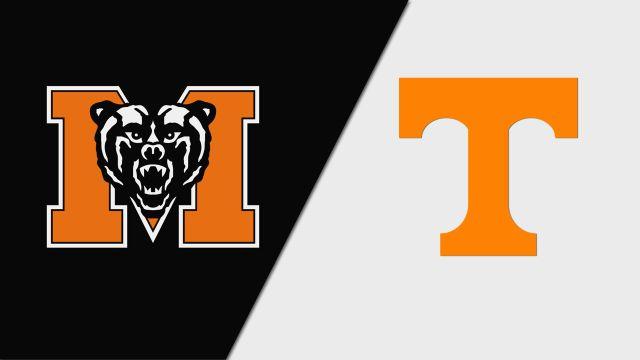 Mercer vs. #10 Tennessee (W Soccer)