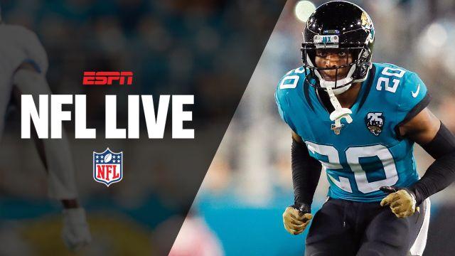 Mon, 9/23 - NFL Live