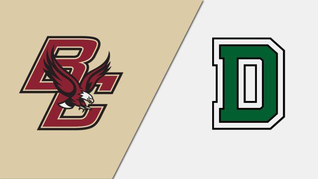 Court 2-Boston College vs. Dartmouth