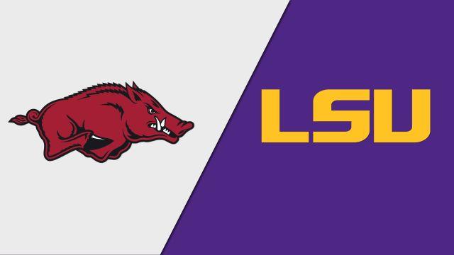 Arkansas vs. LSU