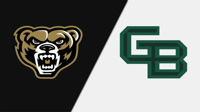 Oakland vs. Green Bay (W Volleyball)
