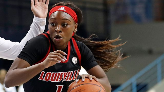 Notre Dame vs. #9 Louisville (W Basketball)