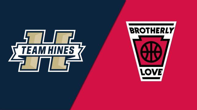 Team Hines vs. Brotherly Love (Quarterfinal)