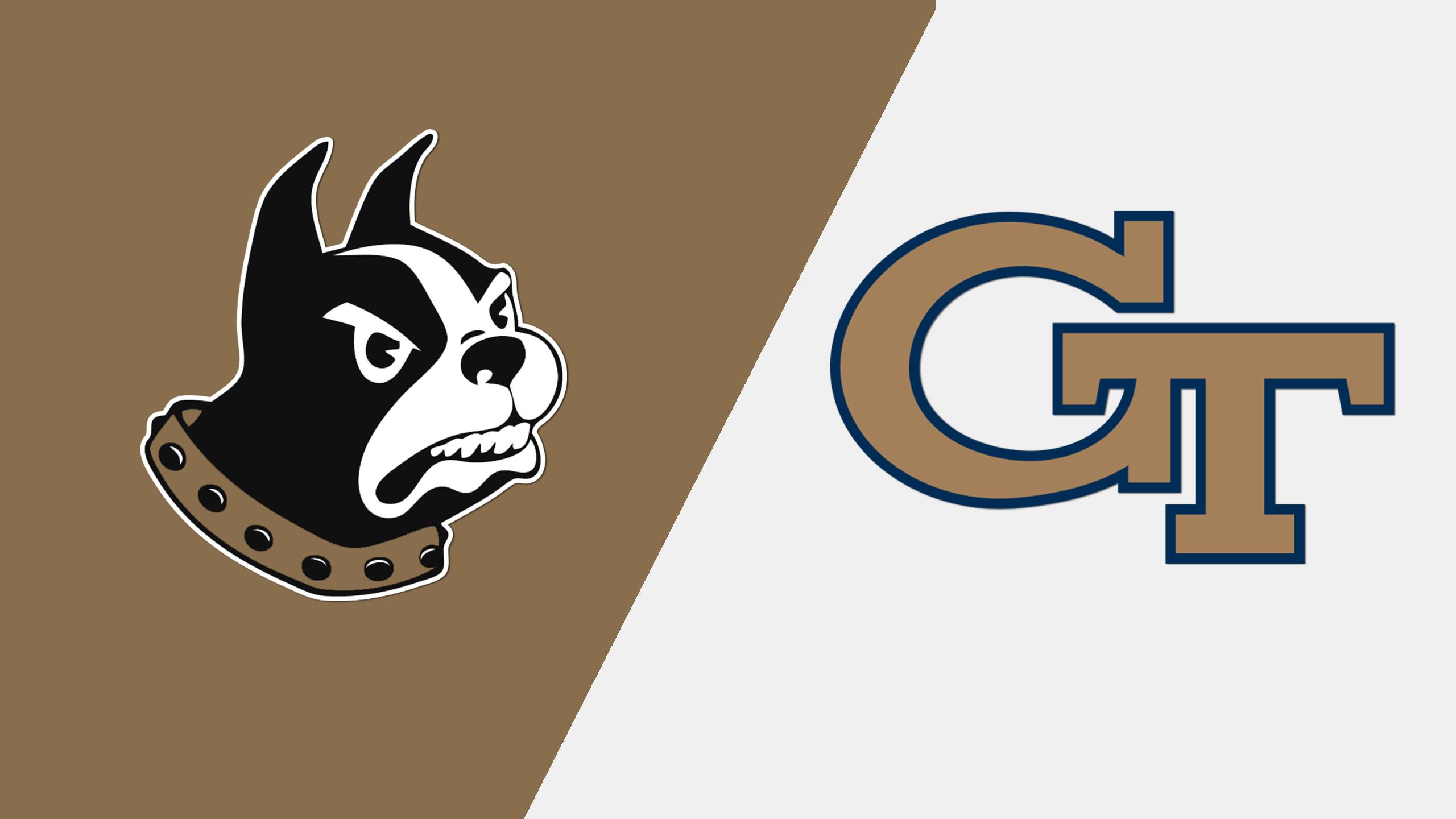 Wofford vs. Georgia Tech (W Volleyball)