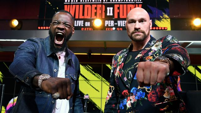 Inside Wilder vs. Fury II (Part 1)