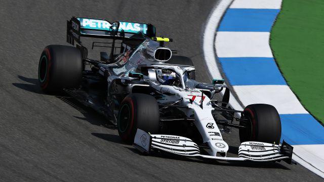 Formula 1 Mercedes-Benz German Grand Prix Practice 2