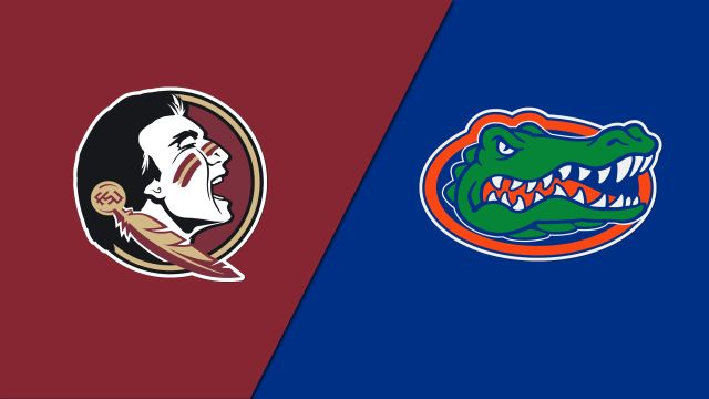 Florida State vs. Florida (re-air)
