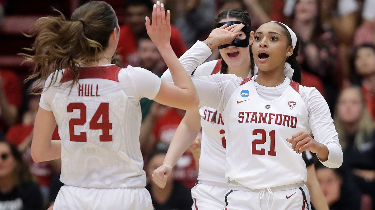 #7 BYU vs. #2 Stanford (Second Round) (NCAA Women's Basketball Championship)