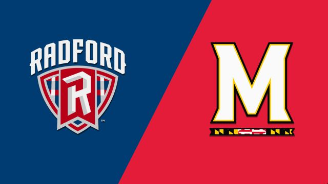 #14 Radford vs. #3 Maryland (First Round) (NCAA Women's Basketball Championship)