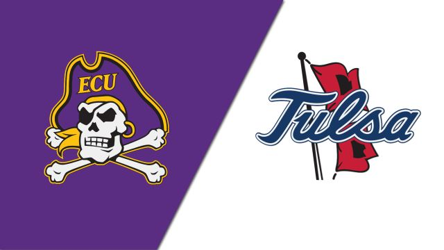 East Carolina vs. Tulsa (W Basketball)