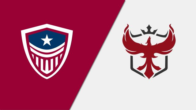Washington Justice vs. Atlanta Reign (Esports)