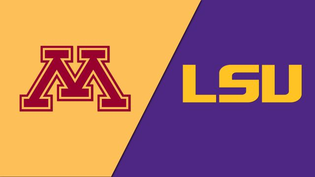 #7 Minnesota vs. #10 LSU (Site 4 / Game 2) (NCAA Softball Super Regionals)