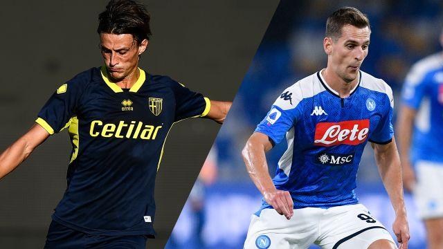 Parma vs. Napoli