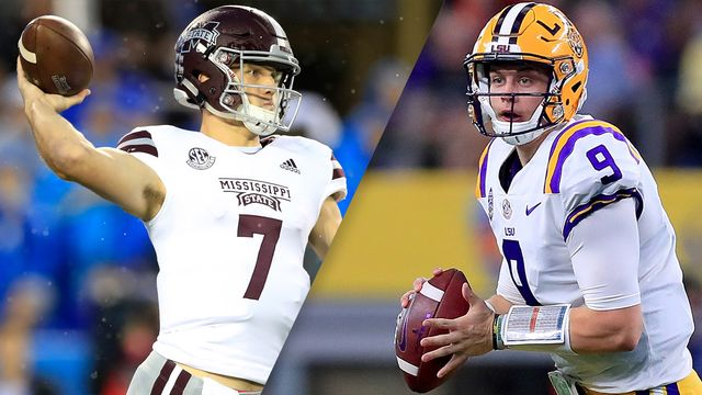 Mississippi State vs. LSU (Football)