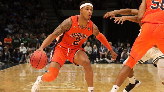 Auburn vs. Texas A&M (M Basketball)