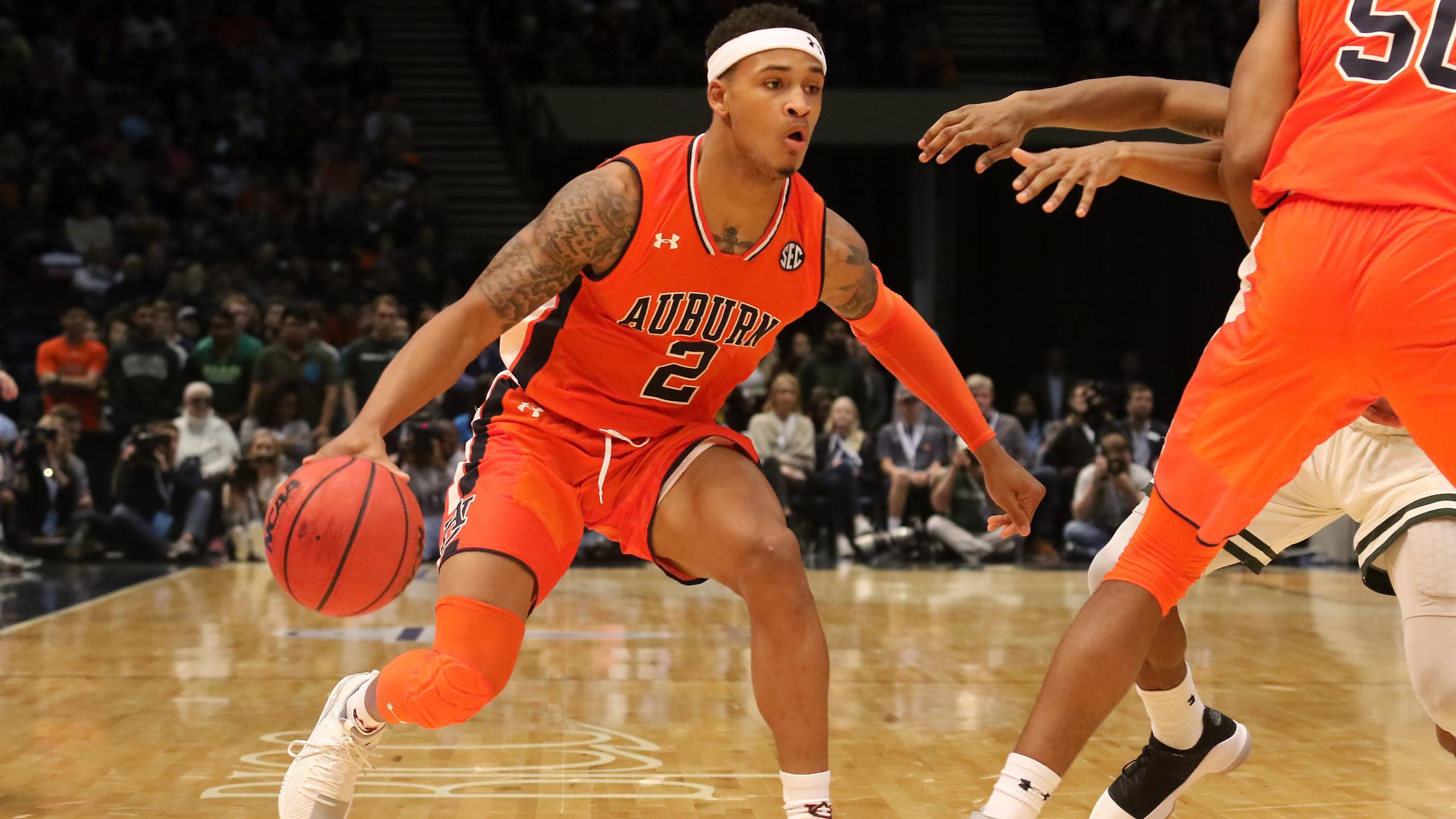 #14 Auburn vs. Texas A&M (M Basketball) (re-air)