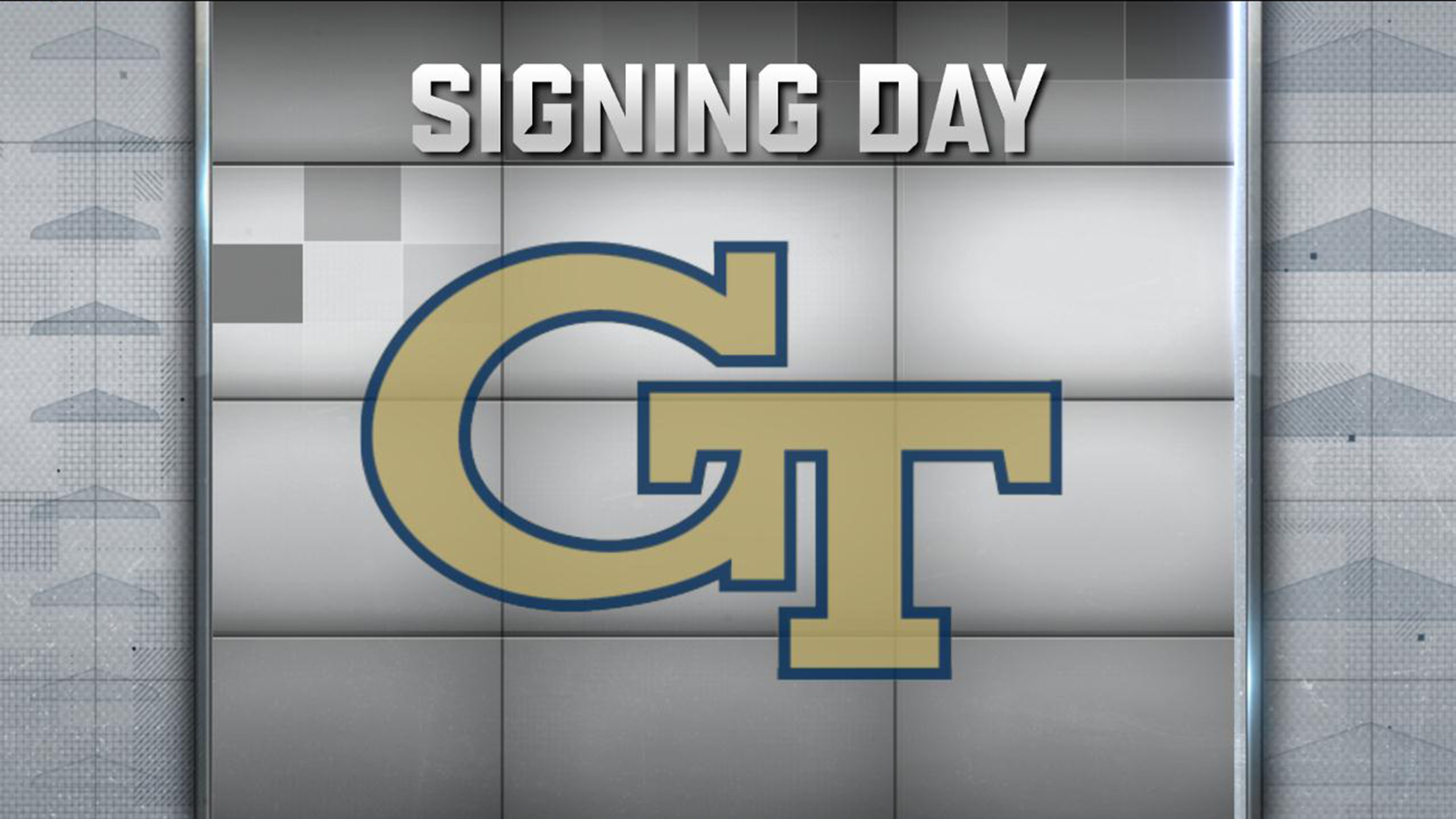 Georgia Tech Football National Signing Day