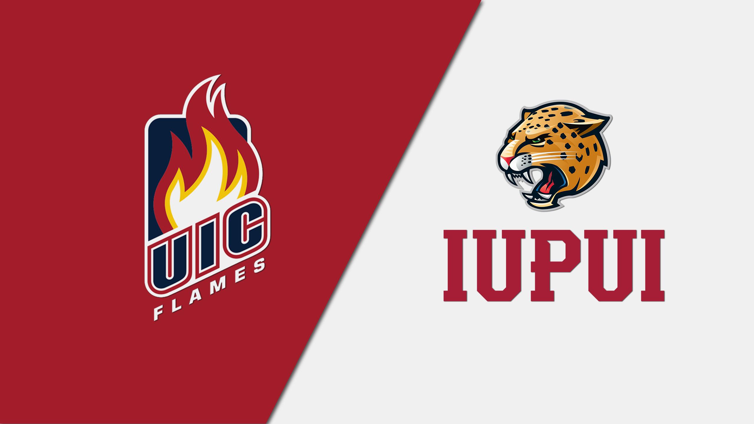 UIC vs. IUPUI (W Basketball)