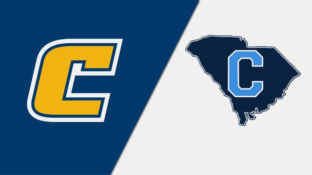 Chattanooga vs. The Citadel (W Soccer)