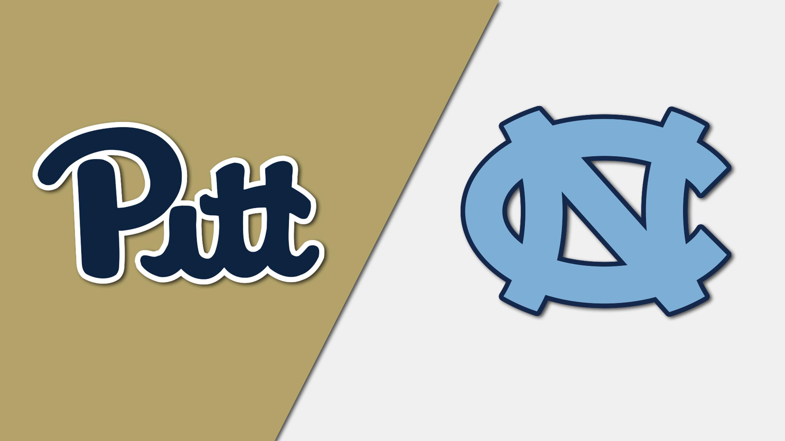 Pittsburgh vs. #5 North Carolina (W Soccer)