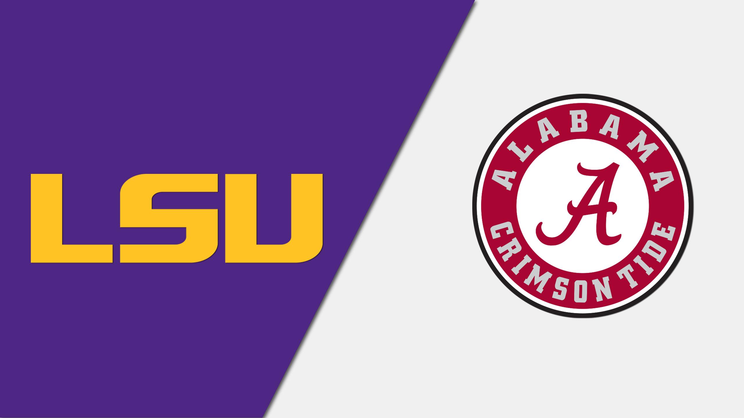 LSU vs. Alabama (Baseball)