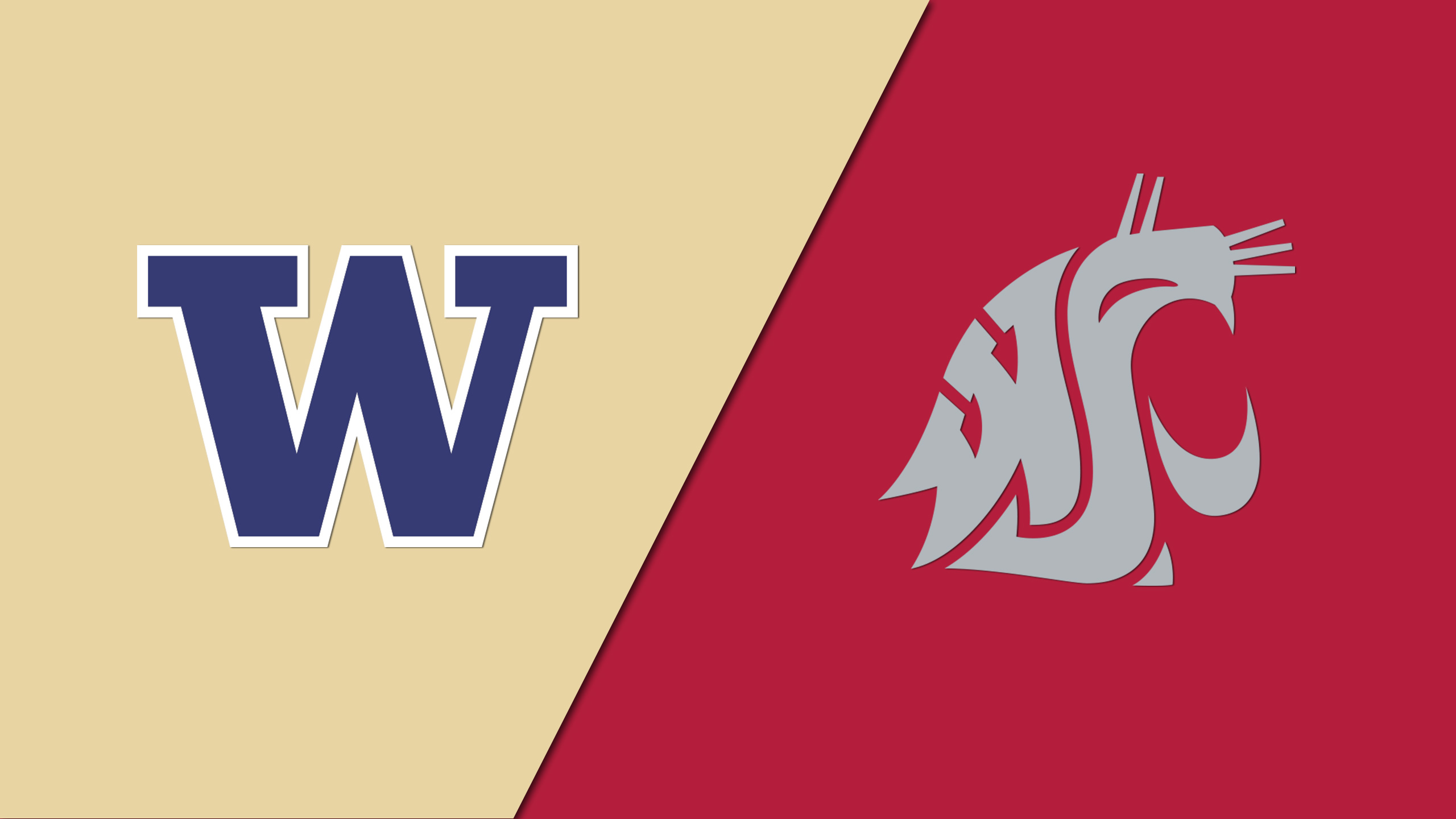 Washington vs. Washington State (M Basketball)