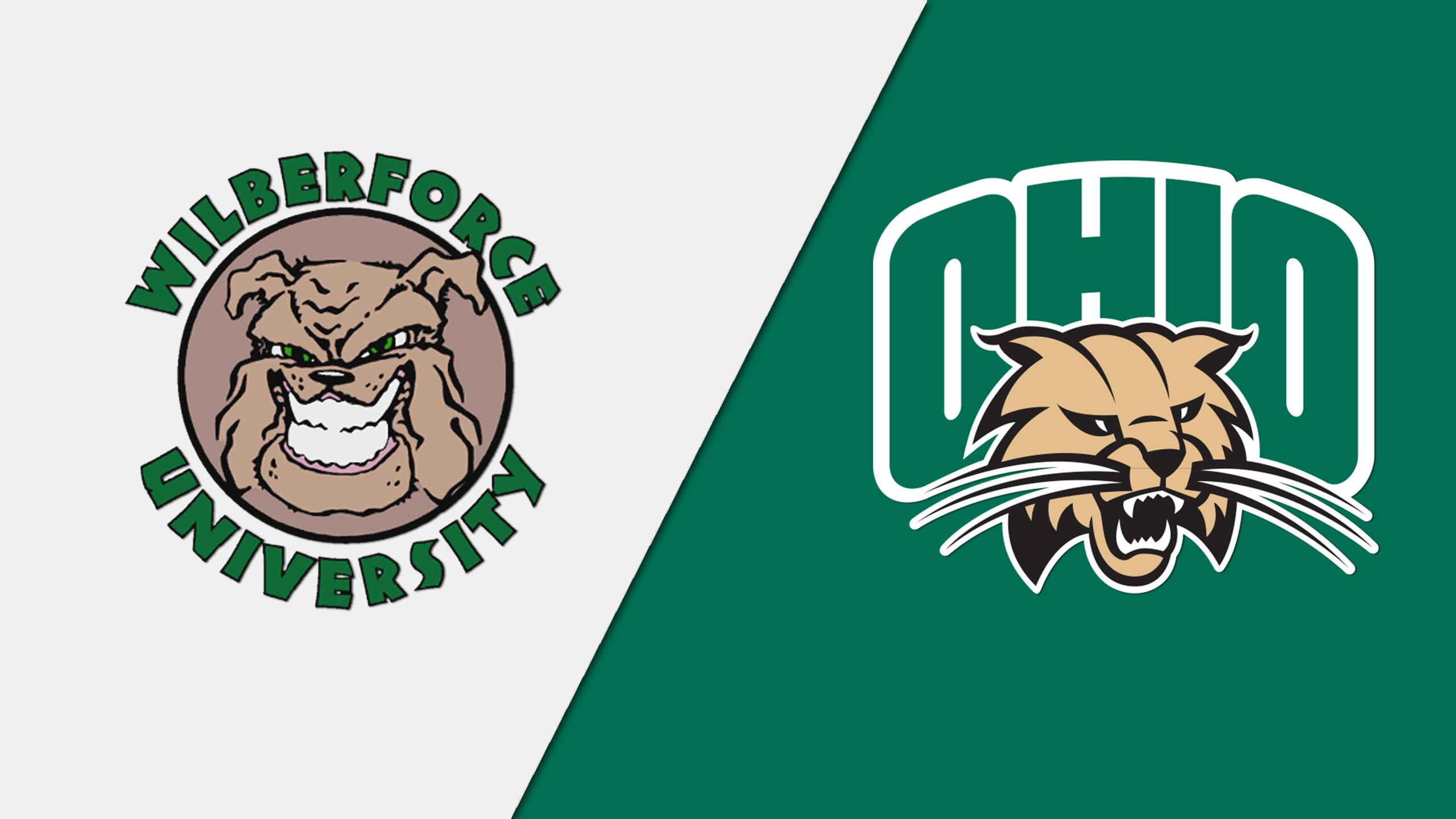 Wilberforce vs. Ohio (M Basketball)