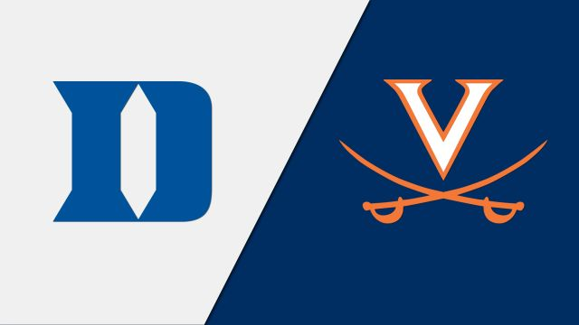 Duke vs. Virginia (Field Hockey)