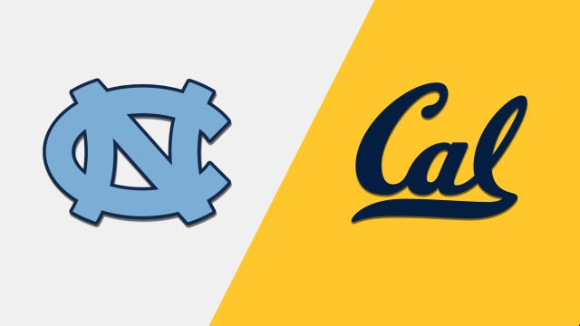 #9 North Carolina vs. #8 California (First Round) (NCAA Women's Basketball Championship)