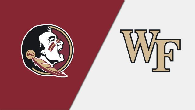 #5 Florida State vs. Wake Forest (W Soccer)