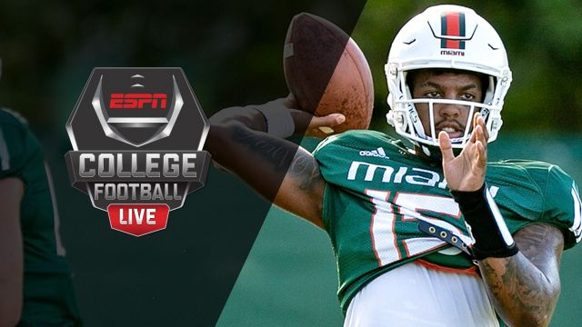 Fri, 8/23 - College Football Live Presented by Mercedes-Benz