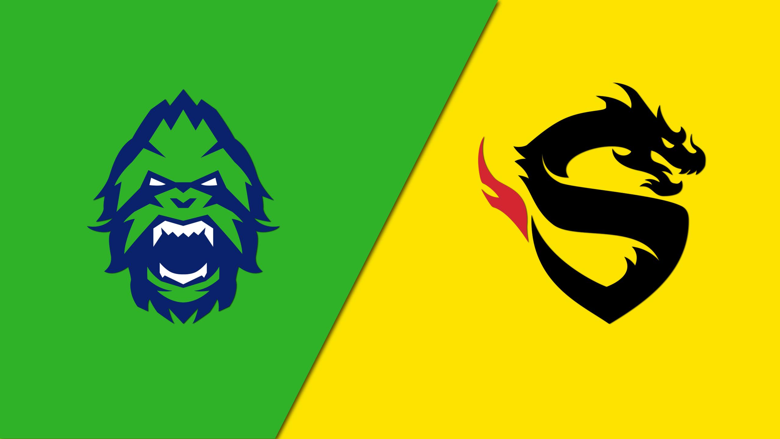 Vancouver Titans vs. Shanghai Dragons