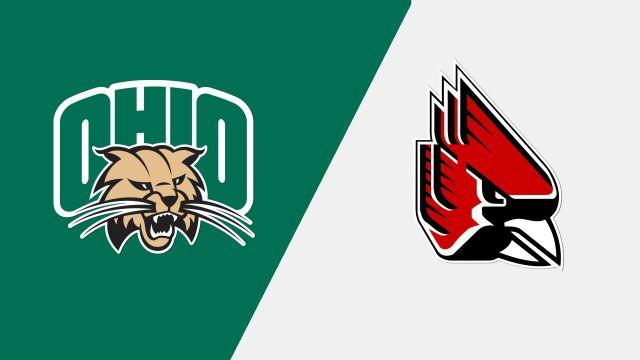 Ohio vs. Ball State (W Basketball)
