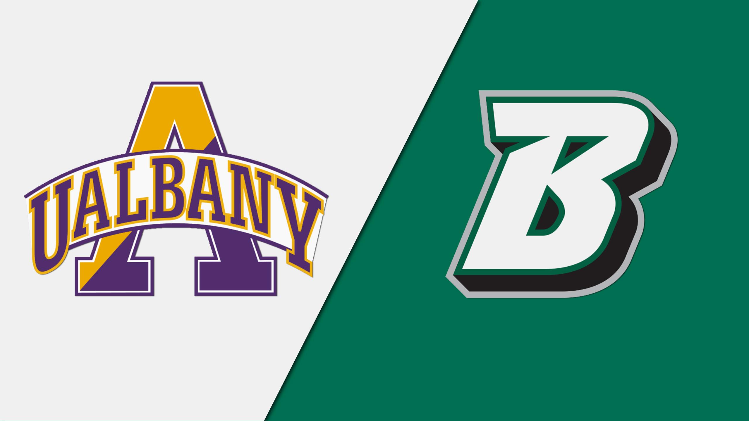Albany vs. Binghamton (W Basketball)