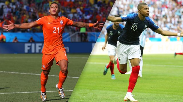 Netherlands vs. France
