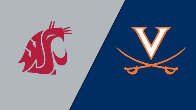 Washington State vs. #1 Virginia (Second Round) (NCAA Women's Soccer Championship)