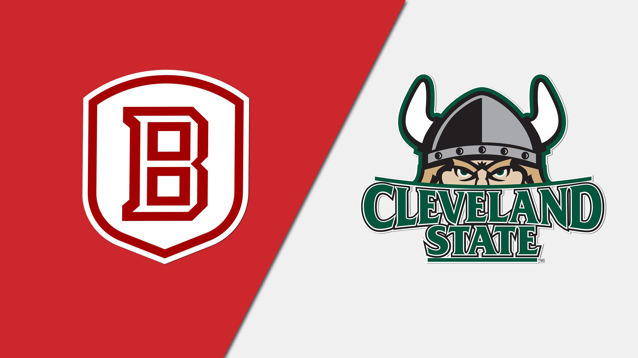 Bradley vs. Cleveland State (W Basketball)