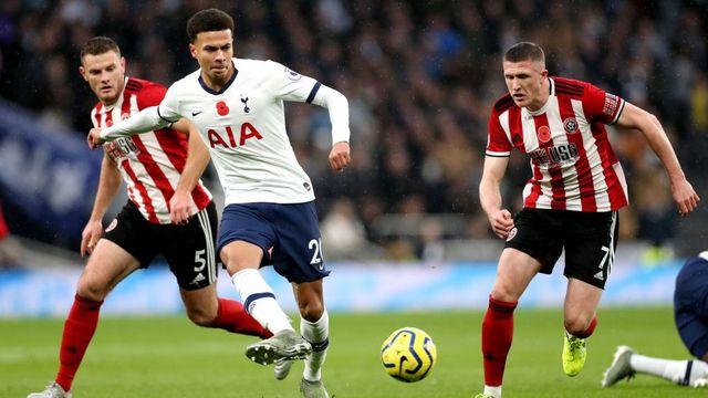 Melhores momentos - Tottenham 1 x 1 Sheffield United