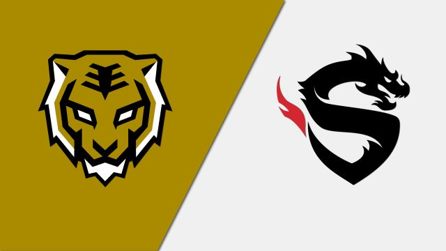 Seoul Dynasty vs. Shanghai Dragons (Esports)