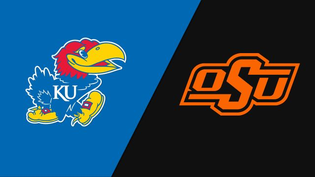 Kansas Jayhawks vs. Oklahoma St. Cowboys