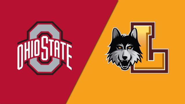 Ohio State vs. Loyola-Chicago (M Volleyball)