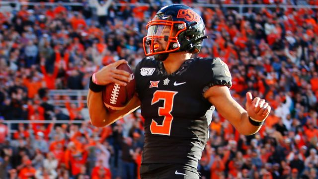 #22 Oklahoma State vs. West Virginia (Football)