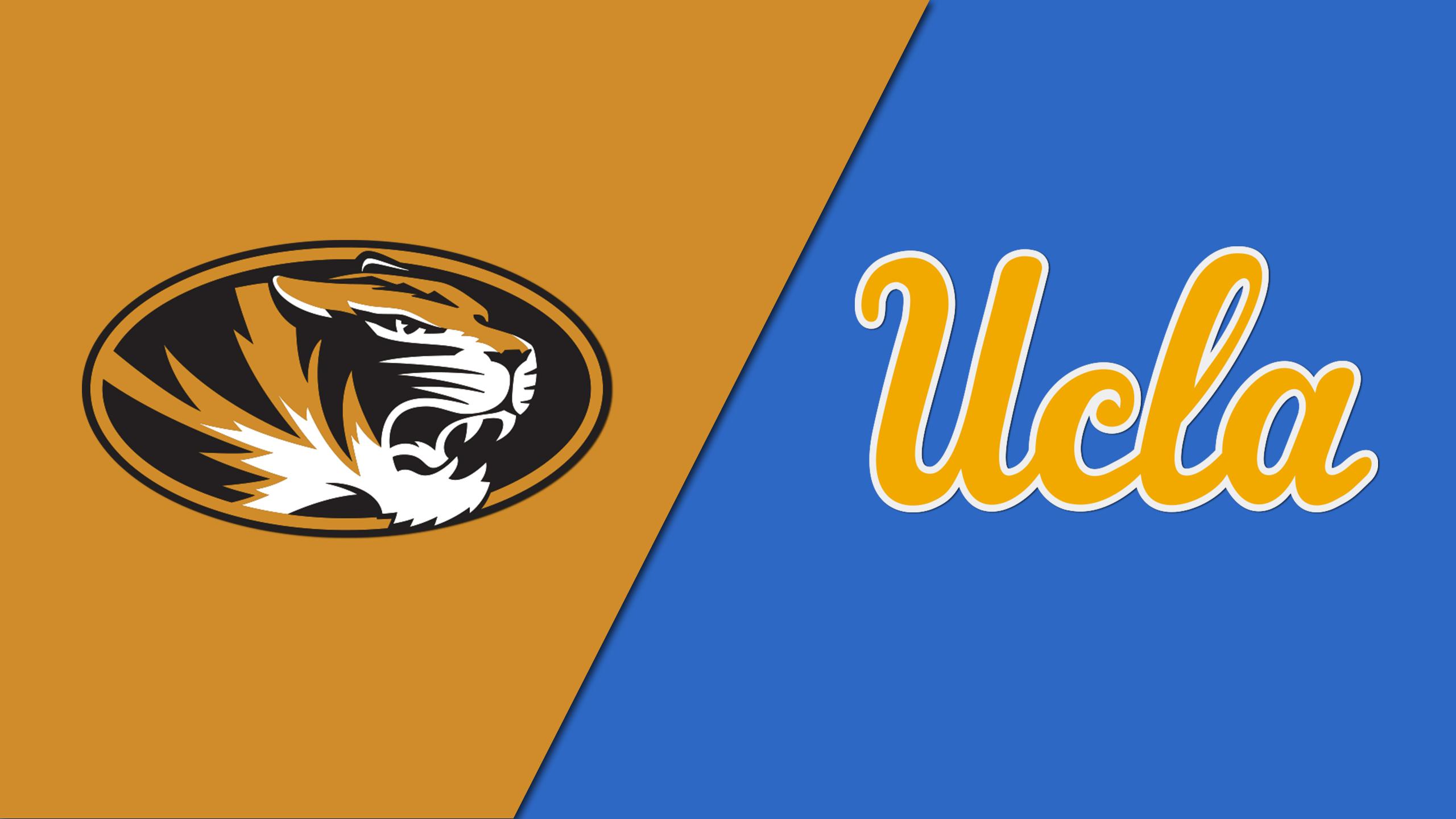 Missouri vs. UCLA (Site 8 / Game 7) (re-air)